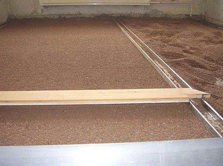 Суха стяжка підлоги | Сам Будував