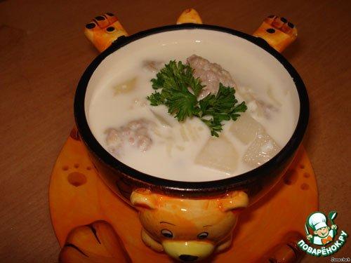 Суп з фрикадельками – кращі рецепти приготування