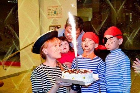Тематична вечірка на день народження
