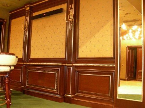 Дерев\яні стінові панелі для внутрішньої обробки прикрасять інтер\єр вашої квартири