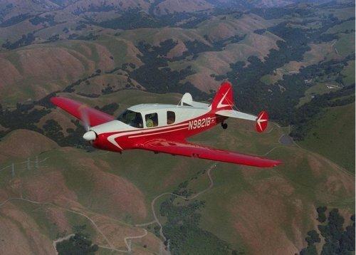 Ідея для подарунка коханому: політ на літаку в подарунок
