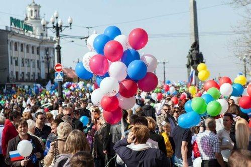 Гуляння на травневі свята 2015 в Москві   заходи та майданчики