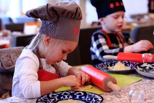 Кулінарний майстер клас для дітей на день народження