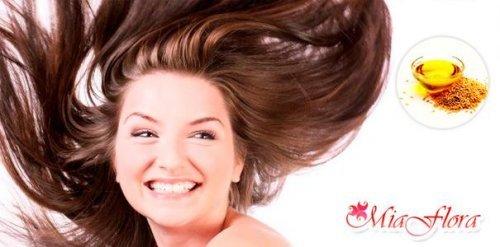 Лляне масло для волосся: відгуки та рецепти масок