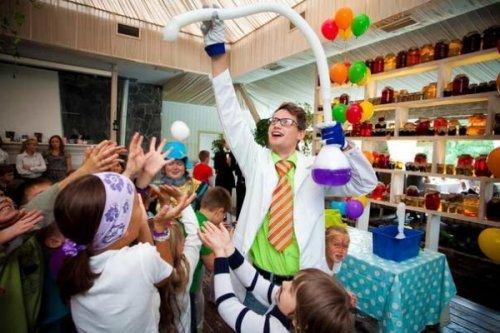 Незвичайні ідеї святкування дитячого Дня Народження