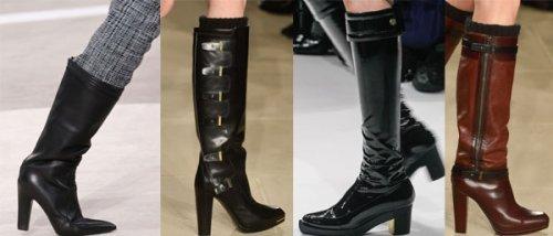 Осіння взуття 2014: що в моді?