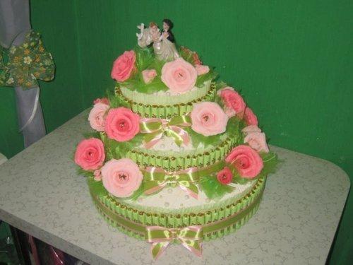 Радить експерт: як вибрати торт для весілля?