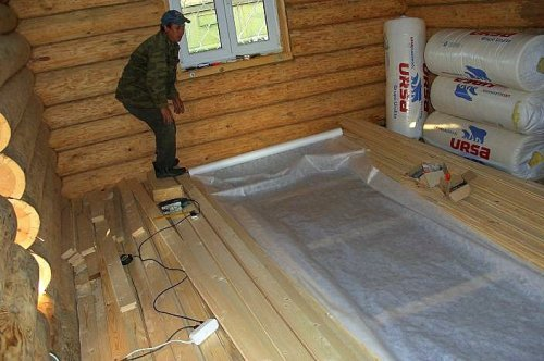 Ремонт підлоги: циклювання, теплоізоляція, монтаж і вибір покриття для підлоги