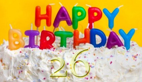 Що подарувати дівчині на день народження 26 років