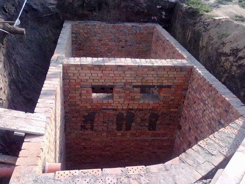 Септик: пристрій каналізації заміського будинку своїми руками