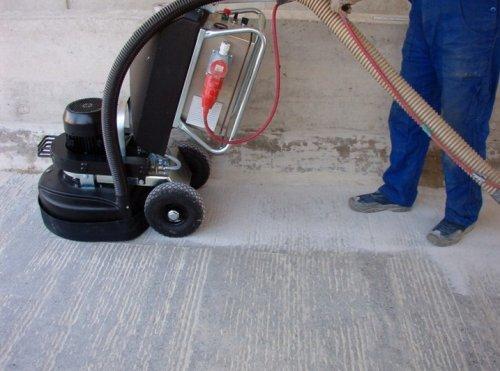 Шліфування бетонної підлоги своїми руками не викличе у вас труднощів