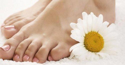 Суха шкіра на стопах   причини і лікування