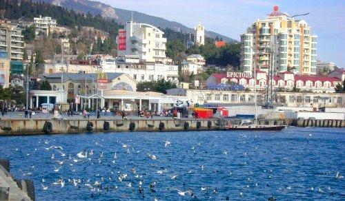 ТОП 5 курортів Криму 2015