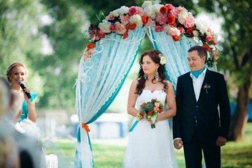 Як проходить виїзна церемонія реєстрації шлюбу