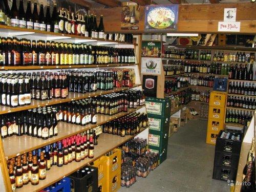 Як відкрити пивний магазин   Бізнес ідея як відкрити магазин з продажу розливного пива