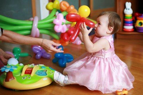 Як відзначити перший День народження дитини?