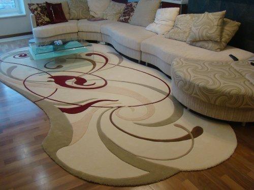 Як вибрати килим у вітальню з урахуванням ваших уподобань