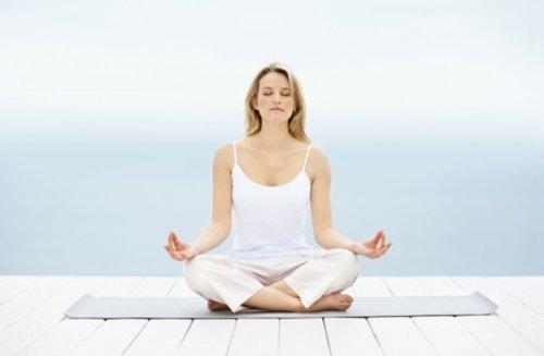 Йога для зачаття