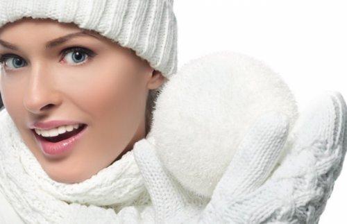 Зимові маски для обличчя