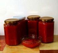 Томатні соуси і кетчупи на зиму
