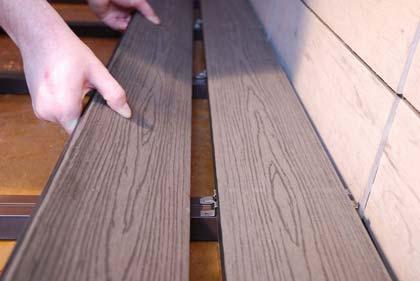 Укладання терасної дошки своїми руками: переваги композитної дошки для тераси