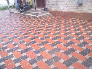 Укладання тротуарної плитки: переваги і недоліки тротуарної плитки та технологія укладання своїми руками