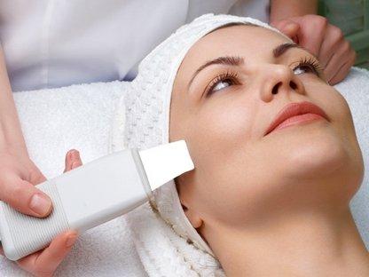 Ультразвукова чистка обличчя відгуки та протипоказання