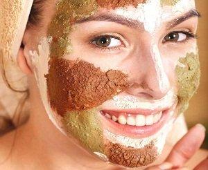 Відбілюючі маски для обличчя та зони декольте