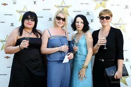 Вечірка в стилі вручення Оскара