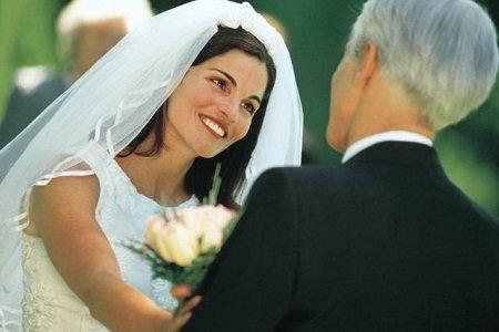 Весільні привітання від батьків нареченого і нареченої