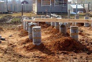 Вибір і влаштування фундаментів на пучинистих грунтах