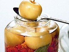 Яблука на зиму, рецепти приготування