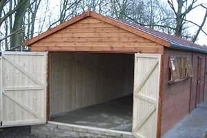 Як побудувати каркасний гараж своїми руками
