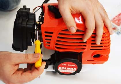 Як вибрати електричний і бензиновий тример для дачі + їх відмінності