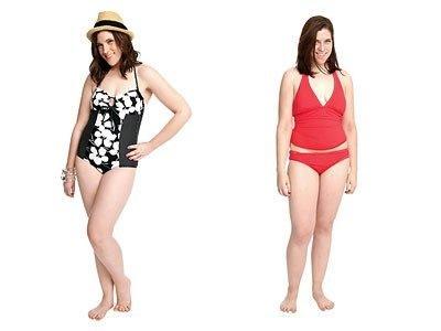 Як вибрати купальник по фігурі