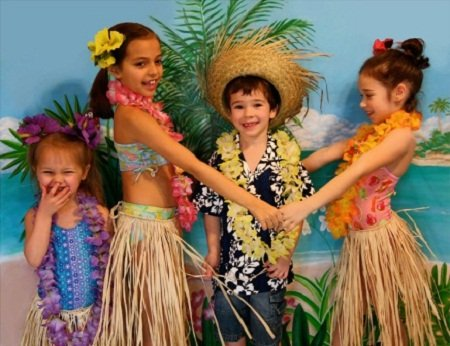 Як влаштувати гавайську вечірку