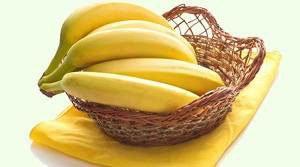 Які вітаміни і мінерали містяться в банані. Давайте дізнаємося, скільки вітамінів є в банані
