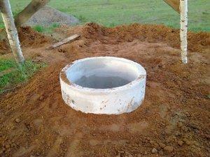 Як зробити глиняний замок для фундаменту або колодязя своїми руками