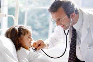 Запалення легенів у дітей