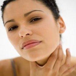 Якщо при вагітності болить горло