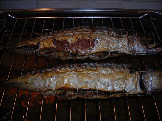 Сельдь горячего копчения в коптильне рецепт