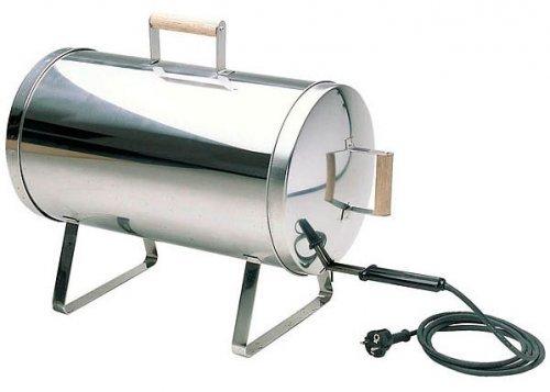 Электрокоптильня для приготування ароматних копченостей