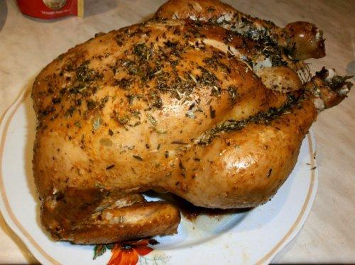 Холодне і гаряче копчення курки в домашніх умовах