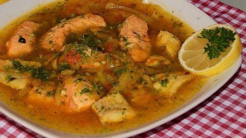 Рибна солянка, готування: від інгредієнтів до результату
