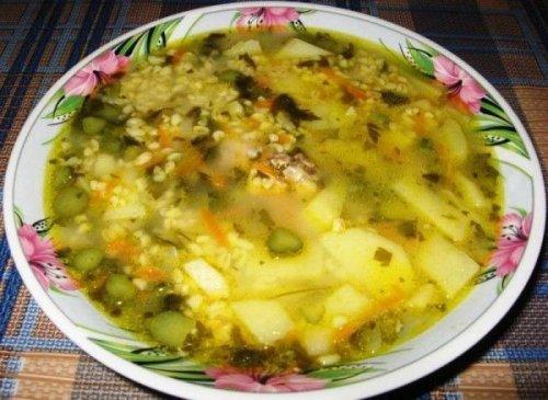 Як приготувати смачний суп з копченостями