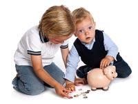 Кишенькові гроші дітям