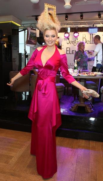 Лєна Леніна: як вибрати плаття на Новий Рік