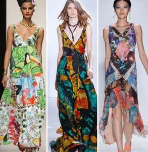 Модні сарафани 2016