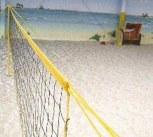 Пляжний волейбол: весело і корисно