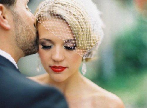 Весільний макіяж 2015